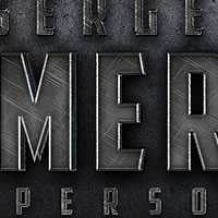 """Quick Tip: Create a Cinematic """"Sergeant America"""" Text Effect in Photoshop"""